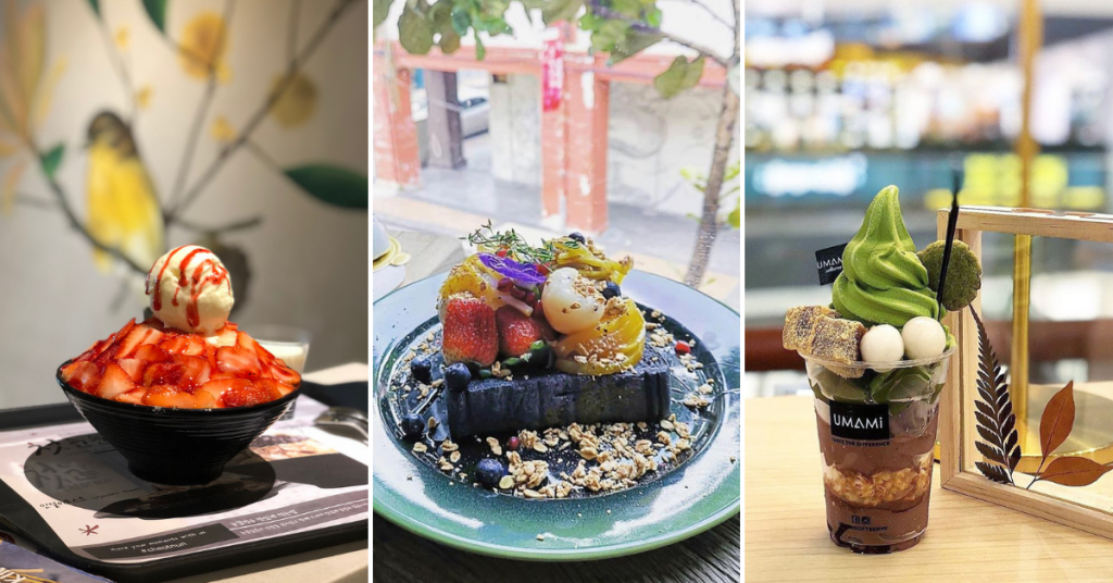 10 Most Instagrammable Desserts In JB