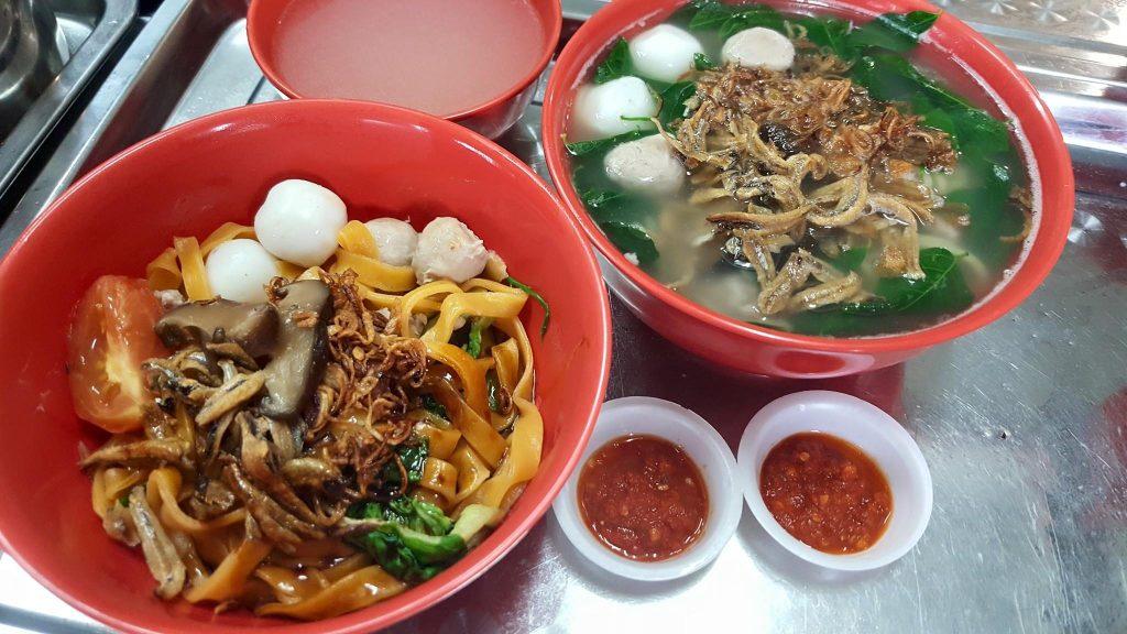 best pan mee in Johor