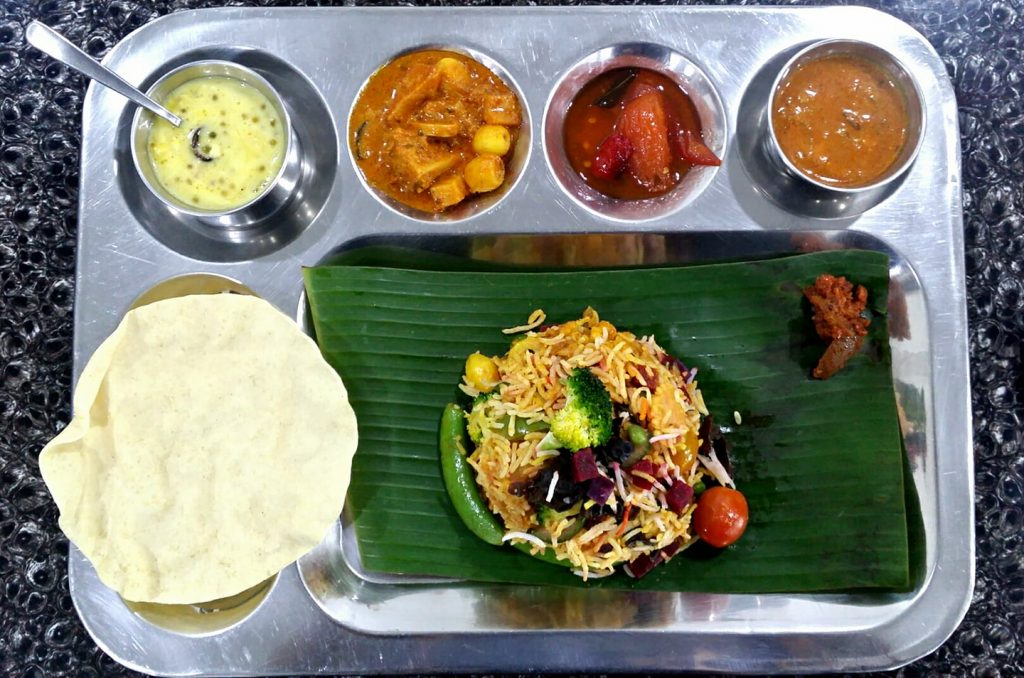 best Indian food in jb