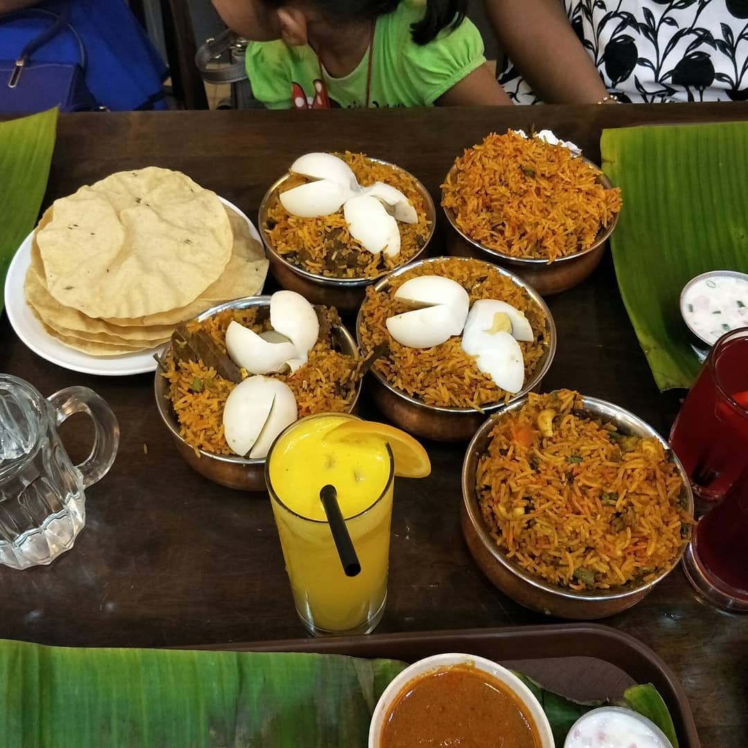 best Indian cuisine in Johor