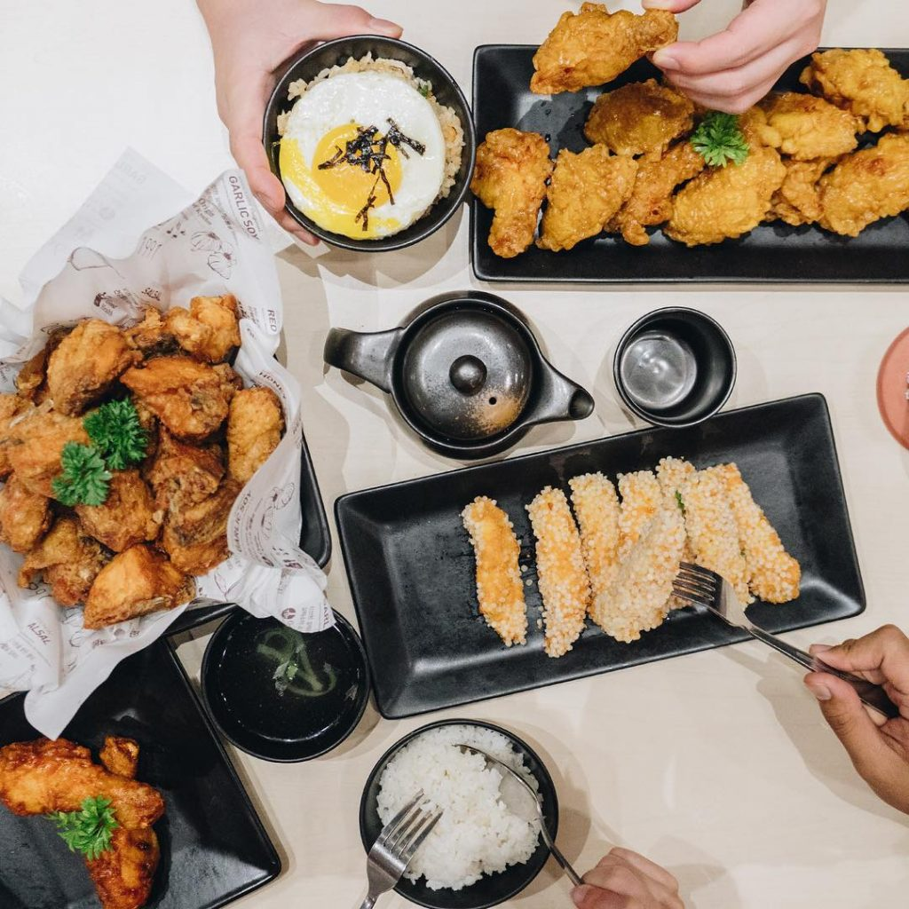kyochon opening in 3 days