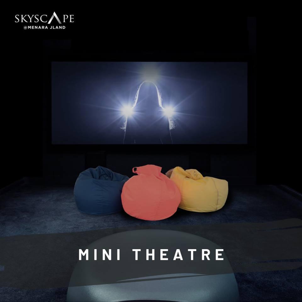 Mini Theatre Skyscape