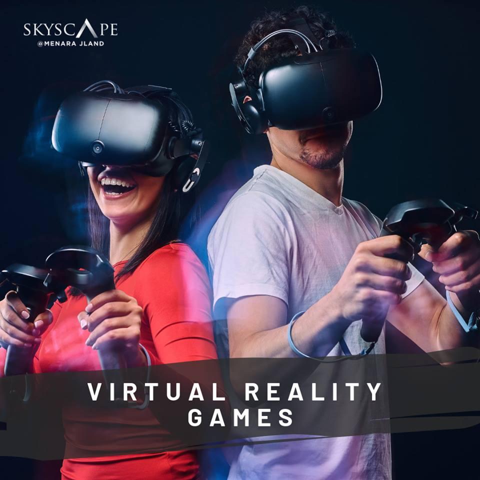 VR Games Skyscape