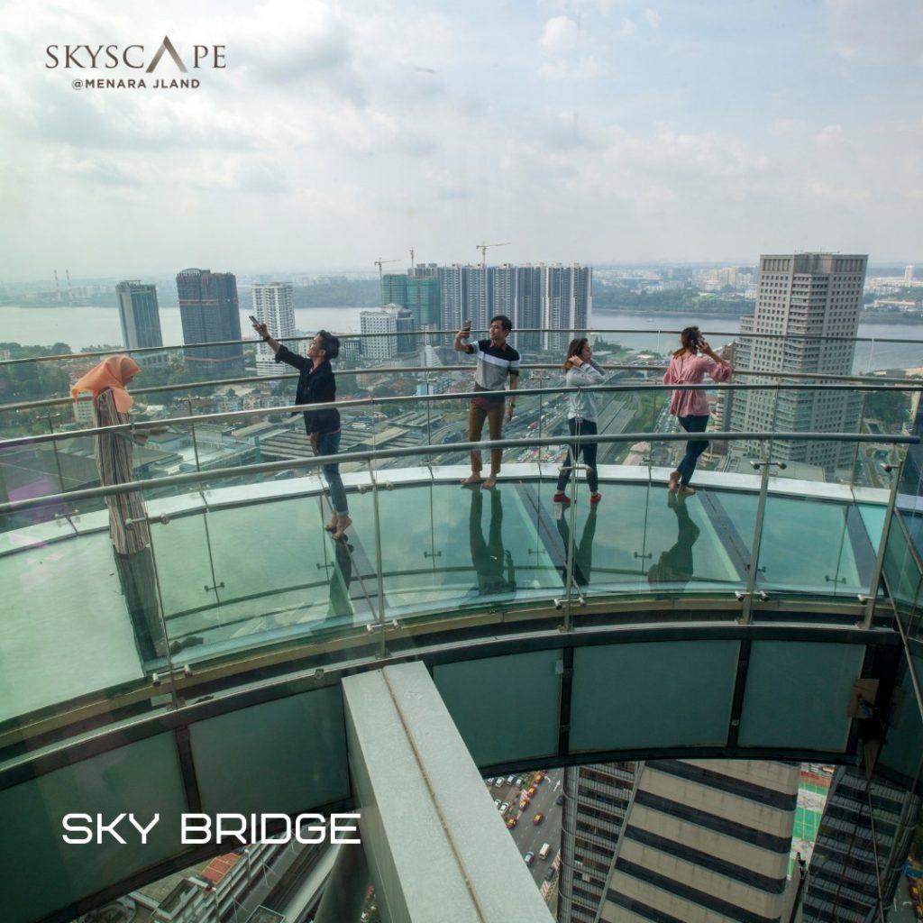 Skybridge Skyscape
