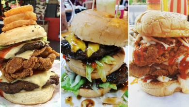 best burgers in JB