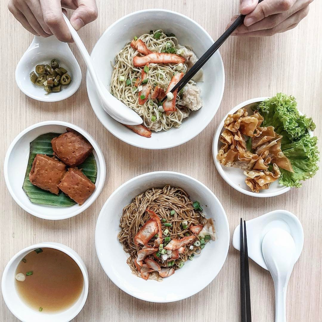 things to eat nearby CIQ Johor