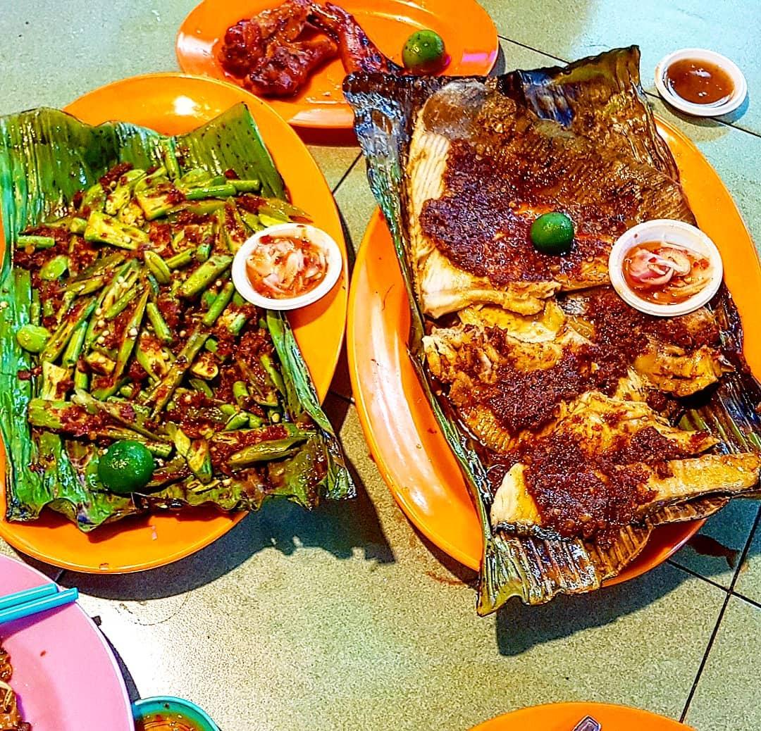 best Ikan Bakar in Johor