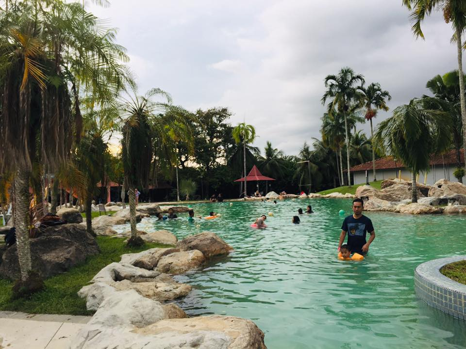 water park @ Kukup, Pontian
