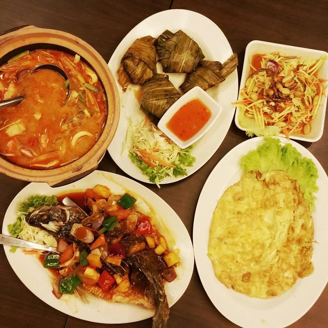 best Thai Cuisine in Johor