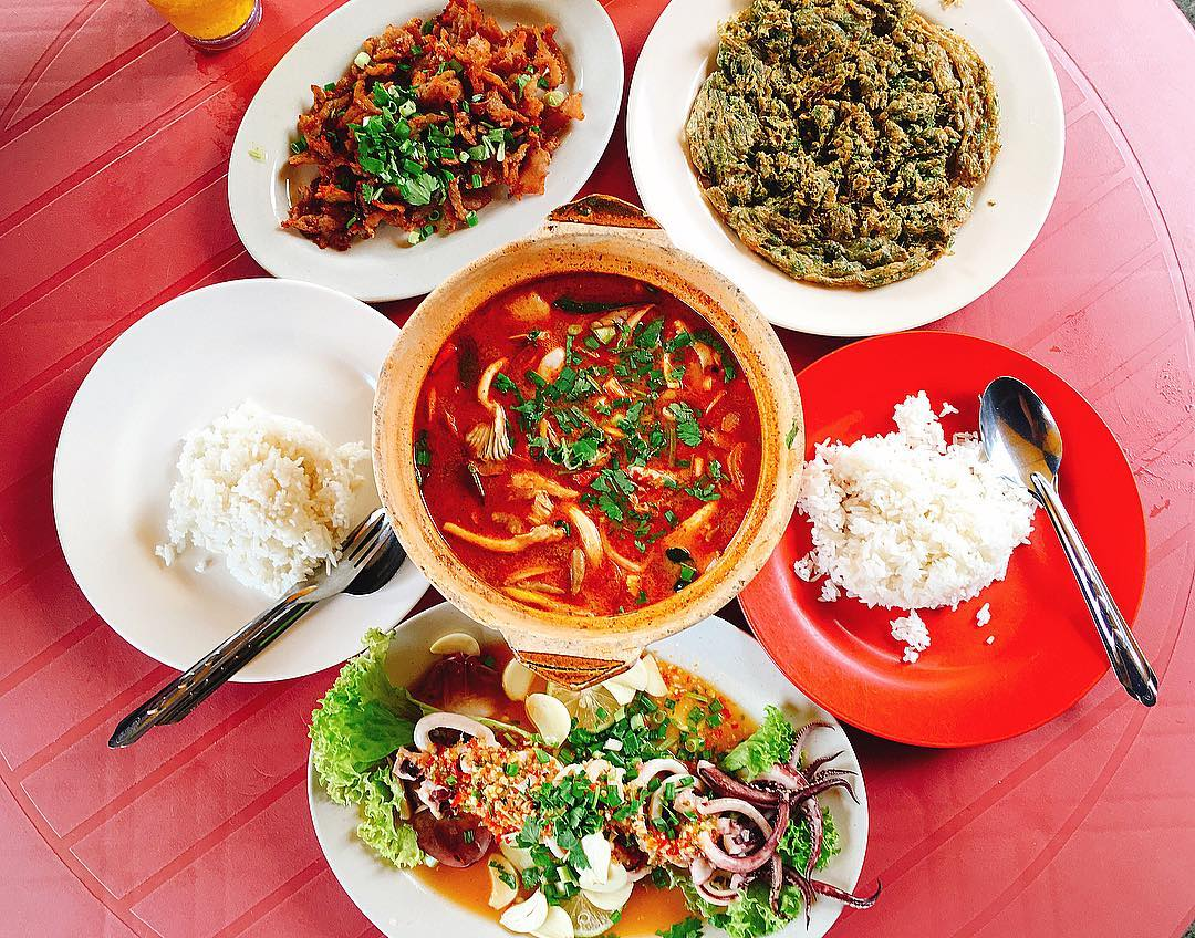 Thai food in Johor