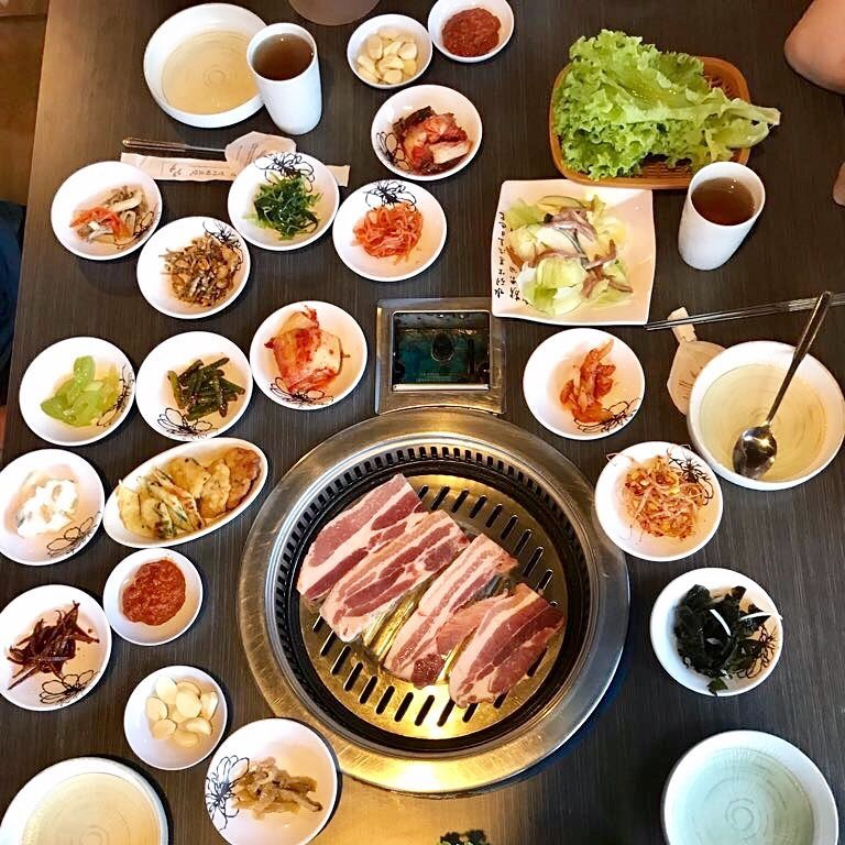 korean food jb