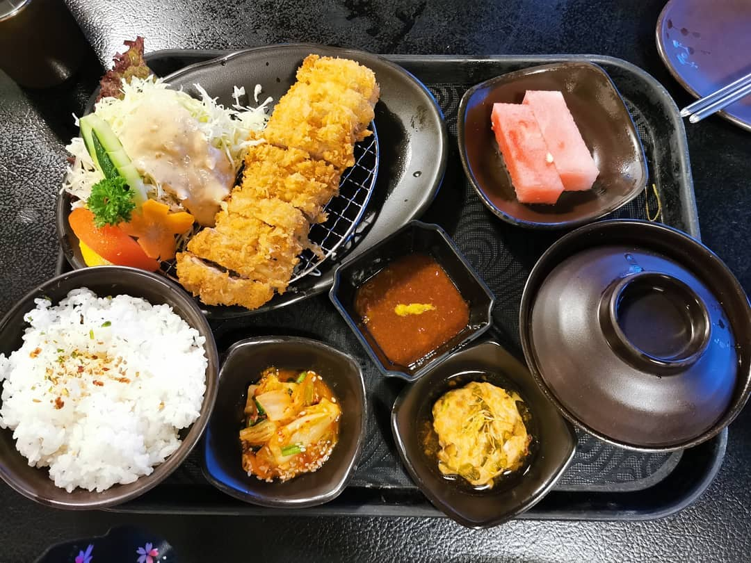 best Japanese food in Johor