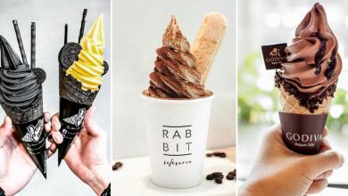 ice cream spots in Johor