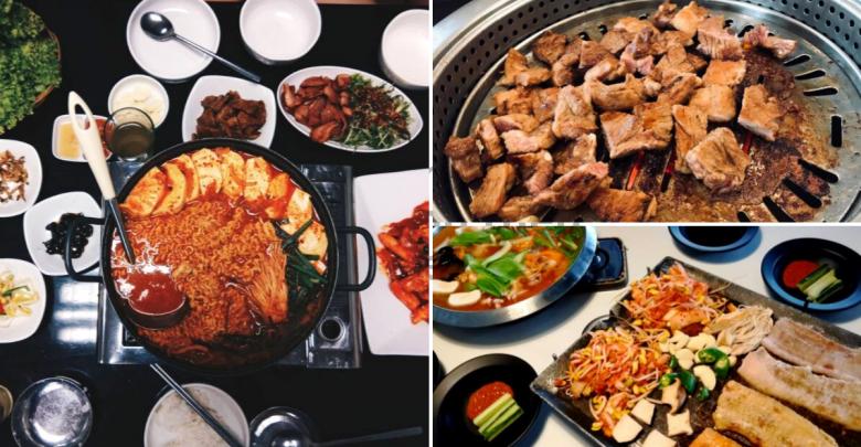 korean restaurant jb