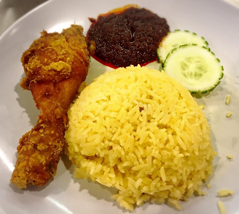 Best Nasi Lemak in Johor