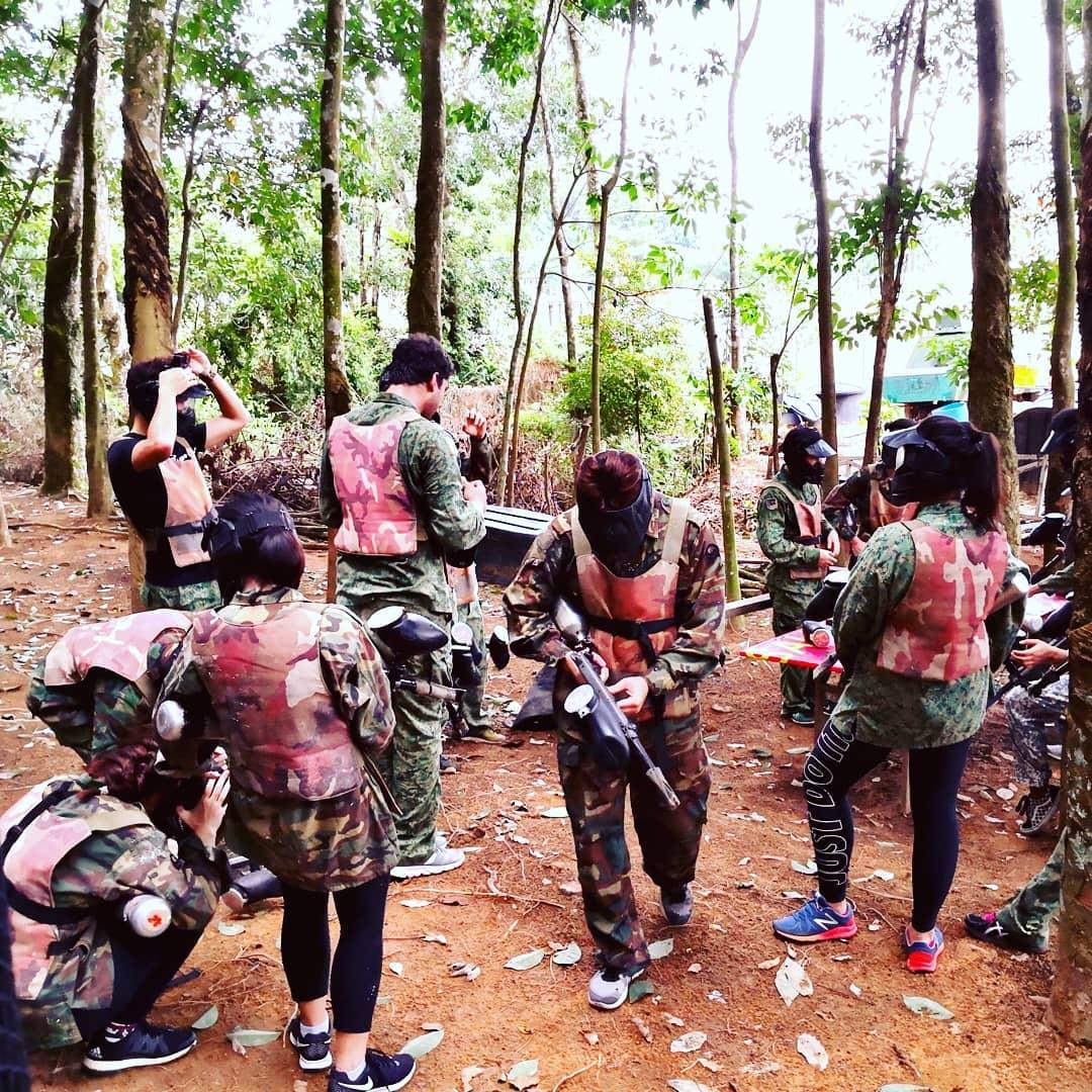 outdoor activities in Johor