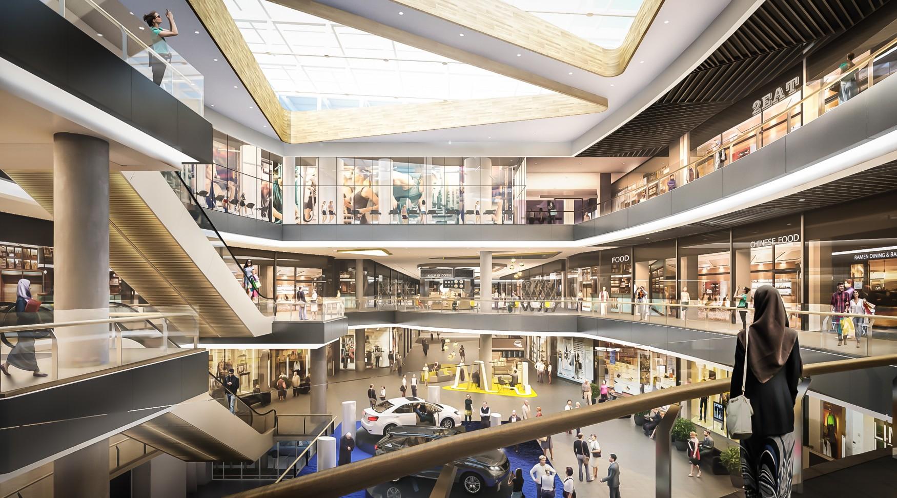 Toppen Shopping Centre