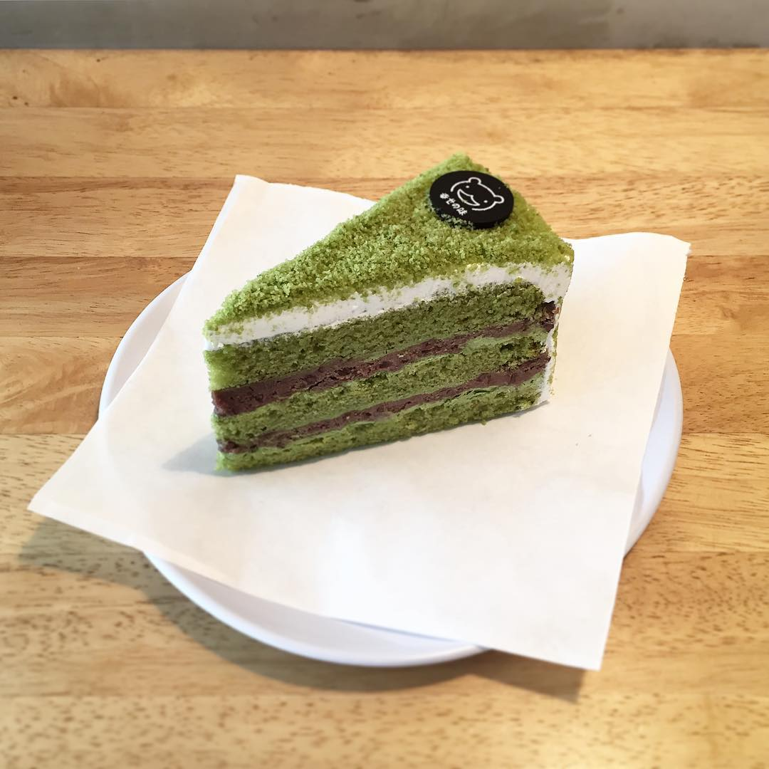 best matcha desserts in JB