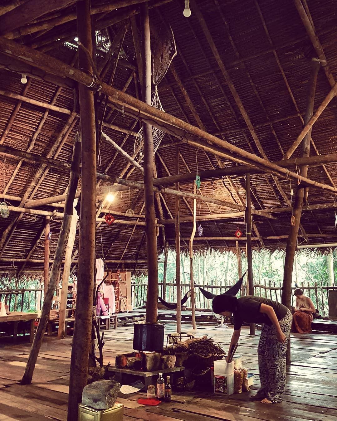 Rainforest Tree House Johor