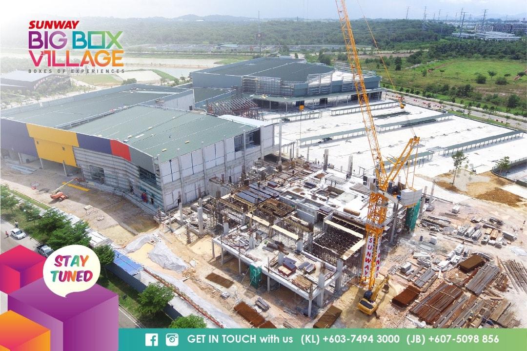 Sunway Big Box Johor