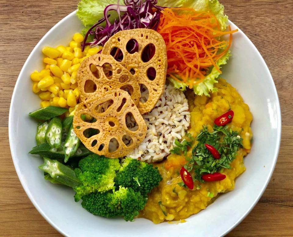 best vegetarian restaurants in Johor