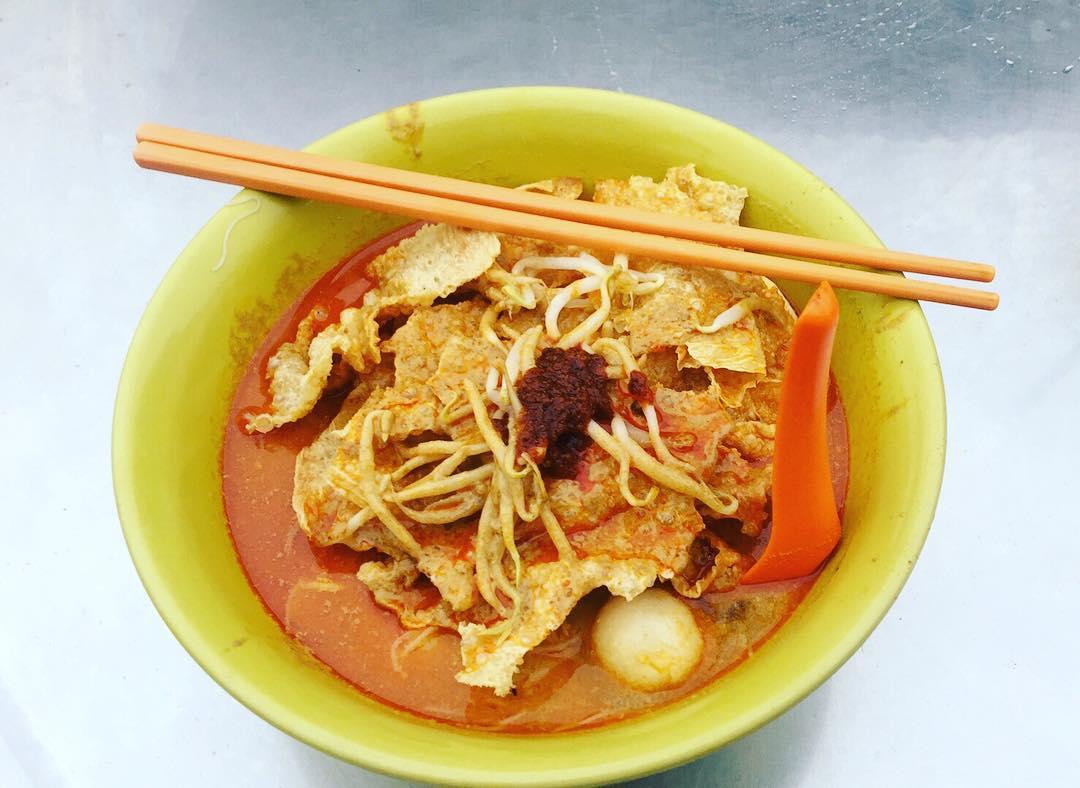 best laksa places in Johor Bahru