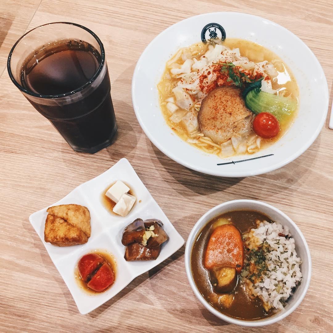 best vegetarian restaurant in Johor