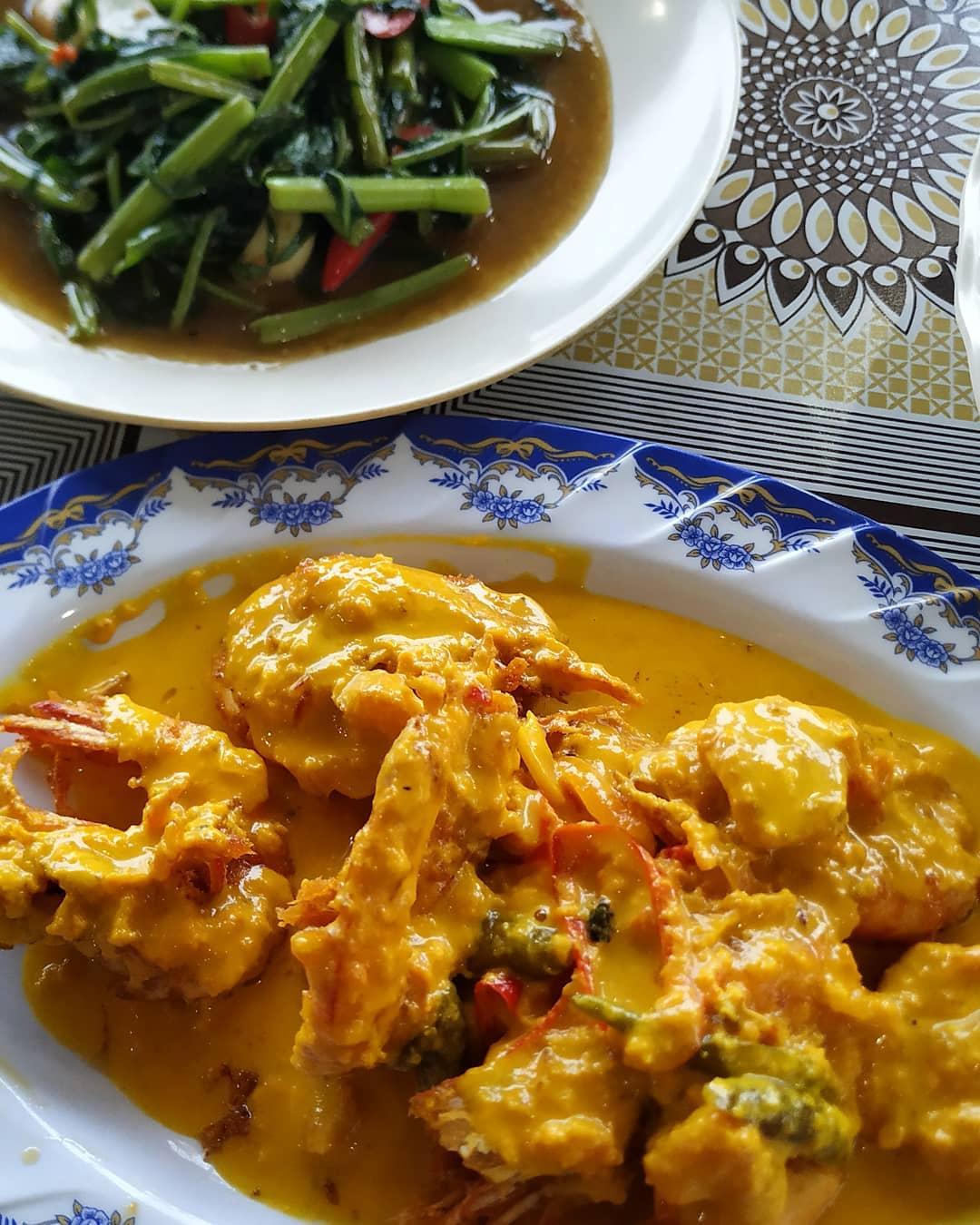 best seafood in Johor
