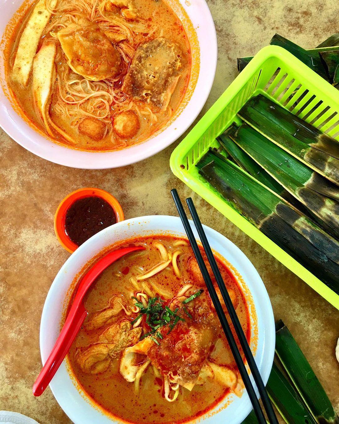best laksa in Johor