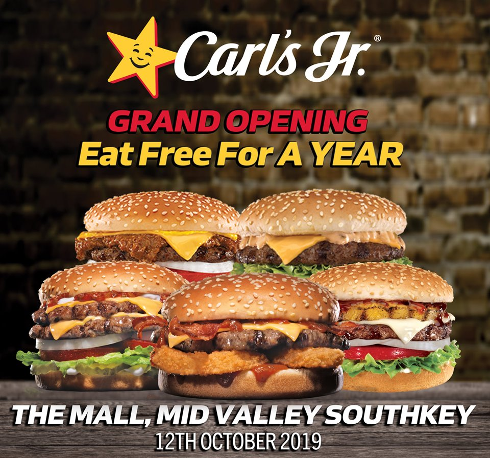 Eat Free For A Year