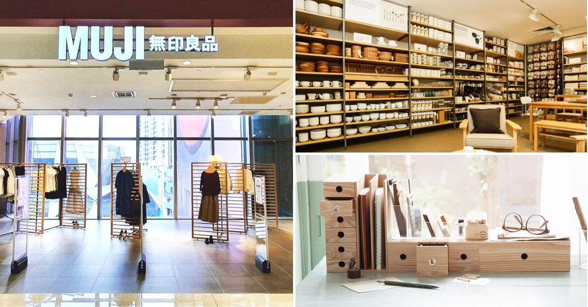 Muji 2nd outlet in JB