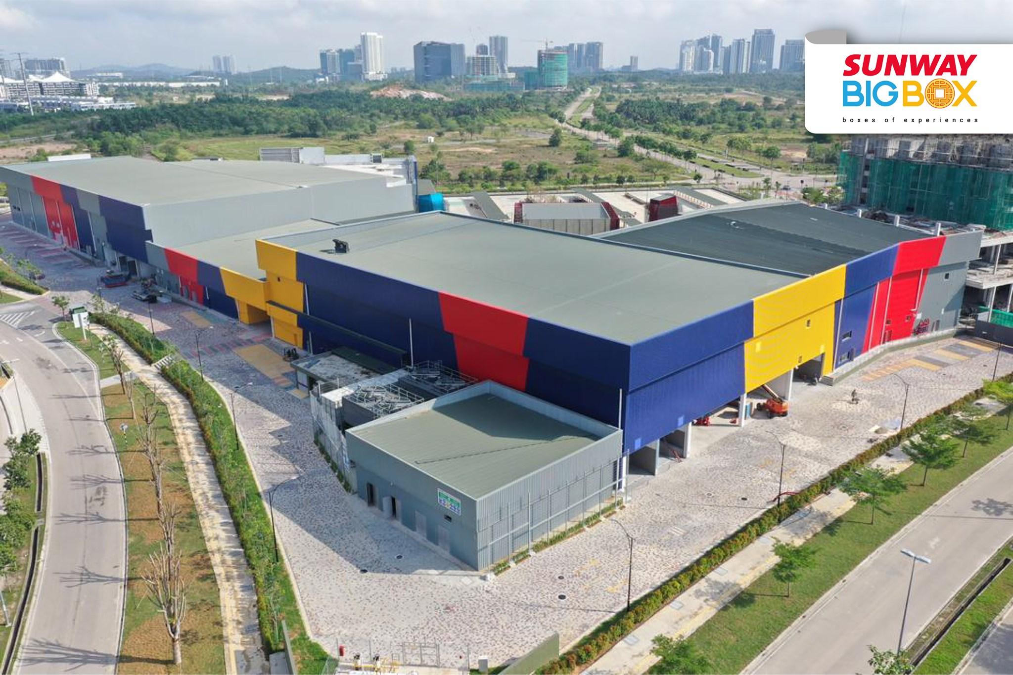 Sunway Big Box Johor Bahru
