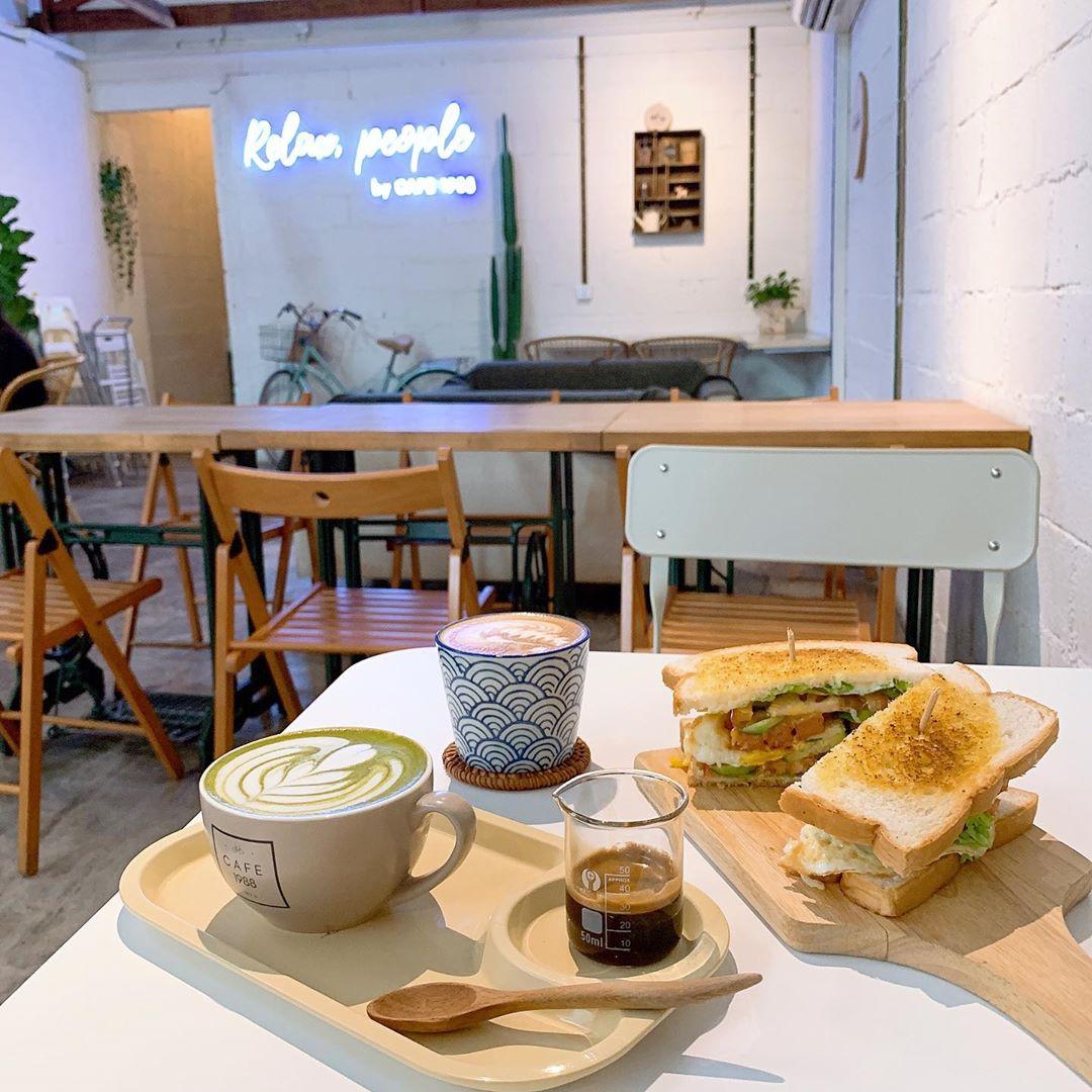 best cafes in Johor