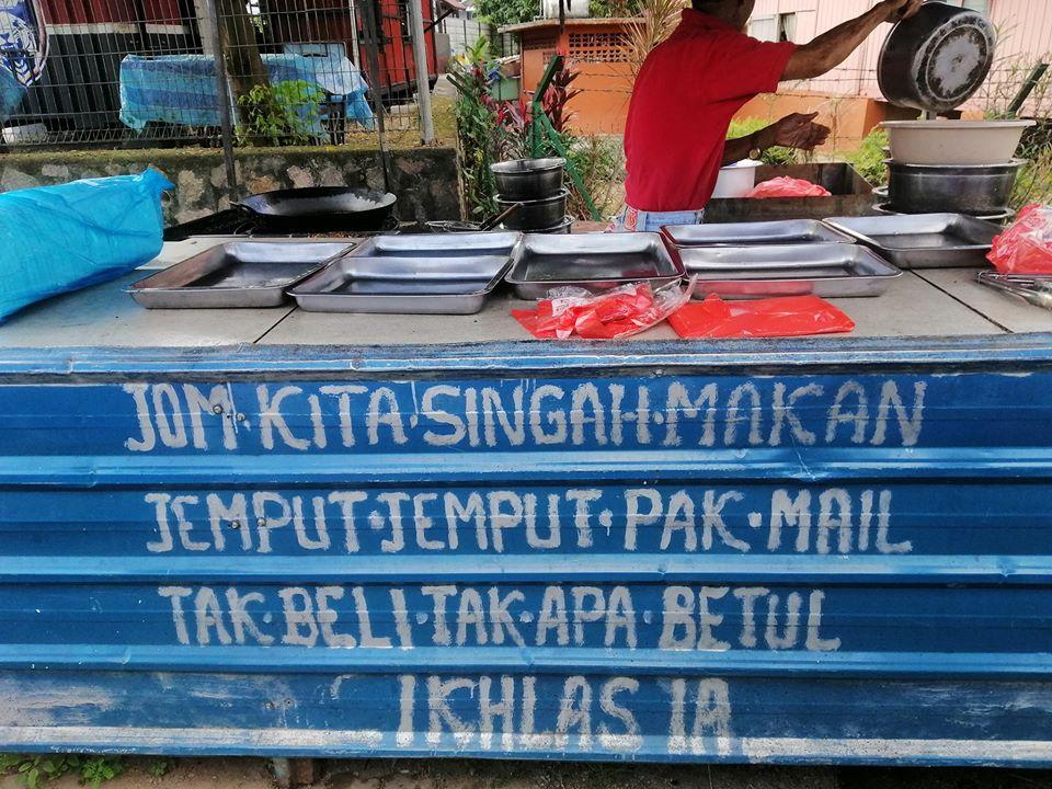 Jemput-jemput Pak Mail Kluang