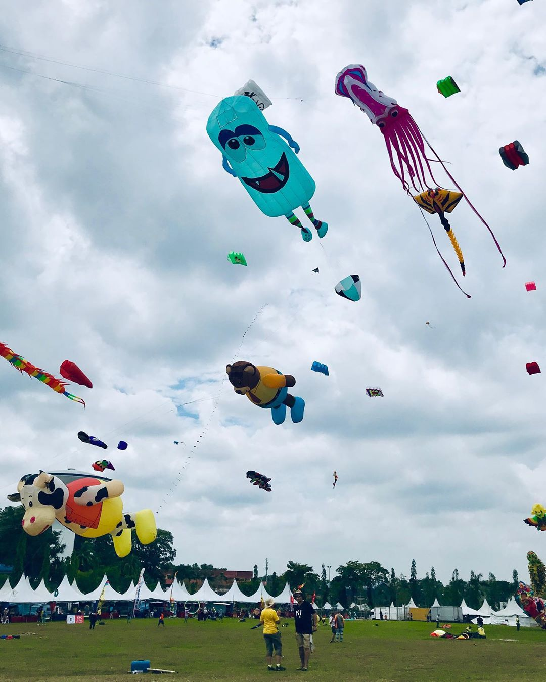 Pasir Gudang World Kite Festival 2020