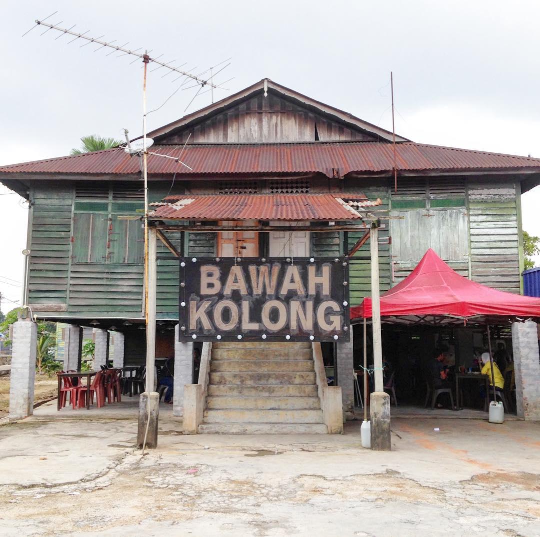 Restoran Bawah Kolong Kluang