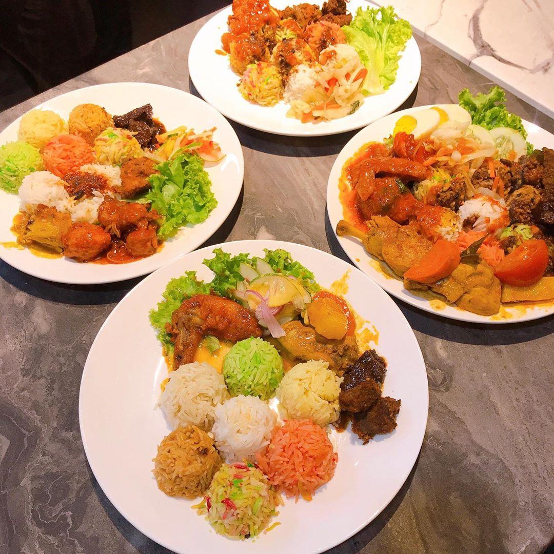 Nasi 7 Belanga Johor Bahru