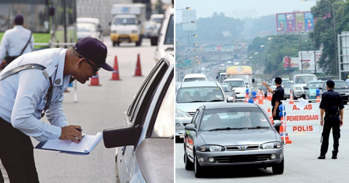 Get 50 Discount On Traffic Summons Using Online Payments Starting From 25th March 2020 Johor Foodie