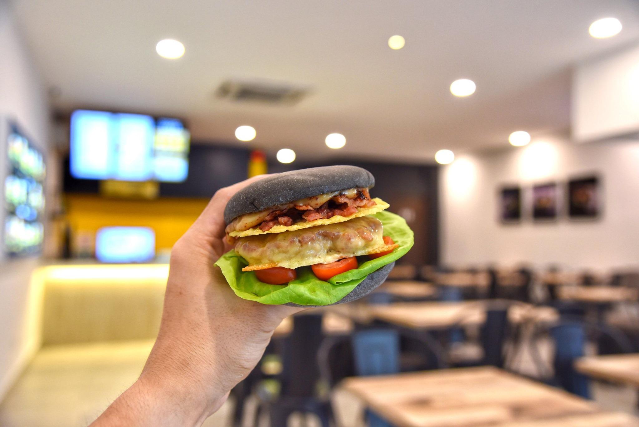 Spade's Burger Johor