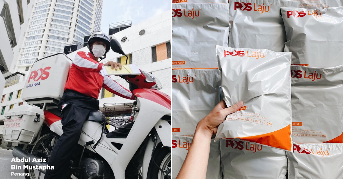 Pos Malaysia Stops Delivery For International Mail And Parcel Starting From 30th March 2020 Johor Foodie