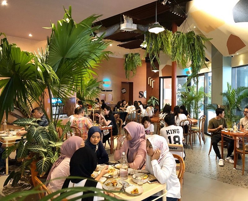 People and Places Cafe JB