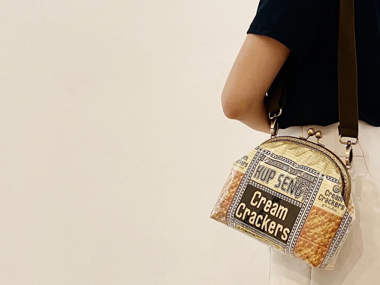 Hup Seng Crackers Bag