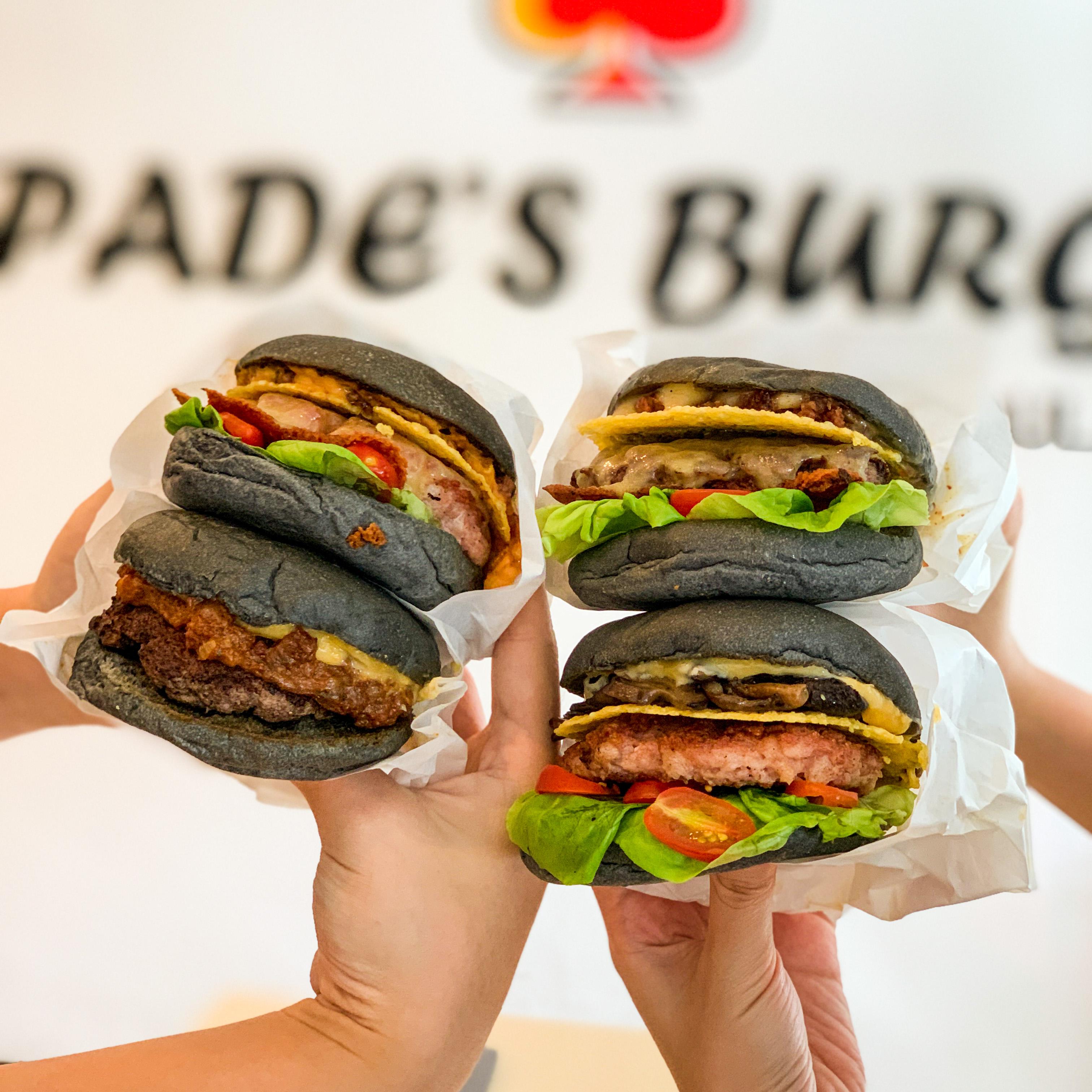Spade's Burger Mount Austin Johor