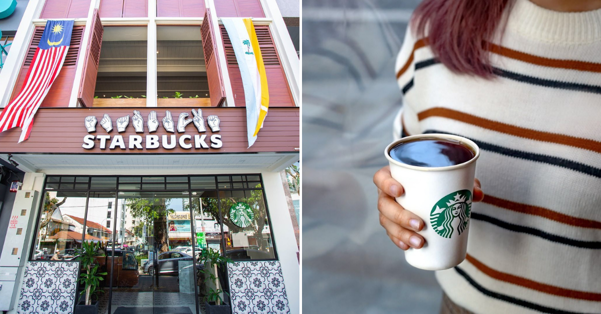 Starbucks Offers RM1 Coffee For International Coffee Day ...