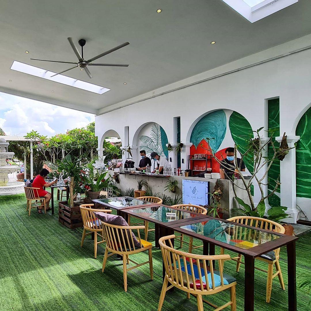 The Wild Mint Johor