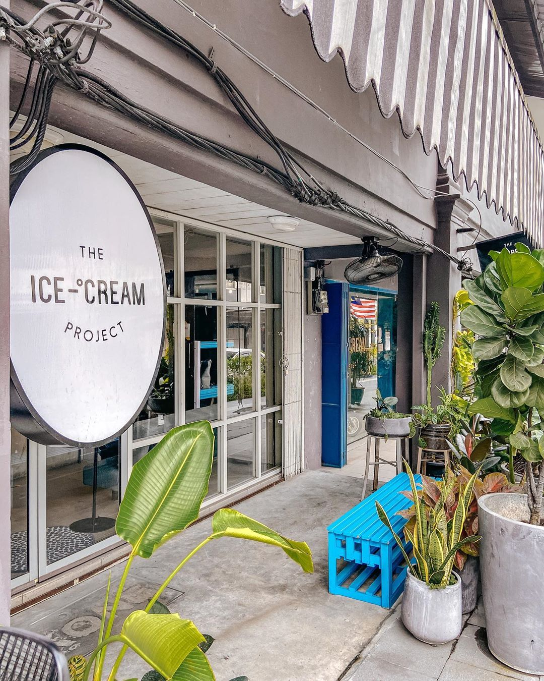 TIP - The Ice cream Project