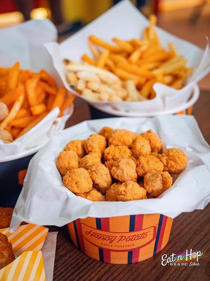 Happy Potato Johor